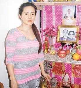 刘家辉的老婆 二人为财产闹得不可开交