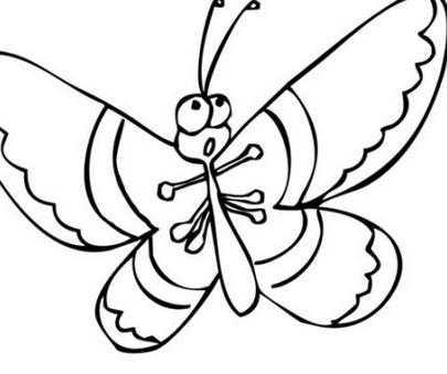 可爱昆虫简笔画 卡通昆虫简笔画图片