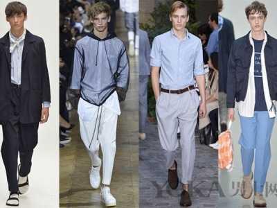 裤装搭配 各种裤子良心推荐