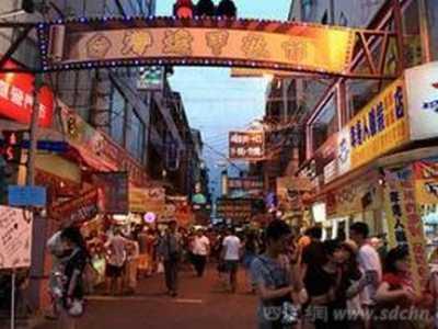 台湾风味小吃 台湾十大著名特色小吃夜市
