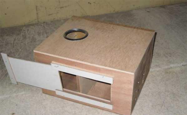 自制鹦鹉繁殖箱步骤 图解虎皮鹦鹉繁殖箱的制作过程