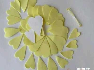 海绵纸手工制作菊花 海绵纸制作花朵的详细步骤