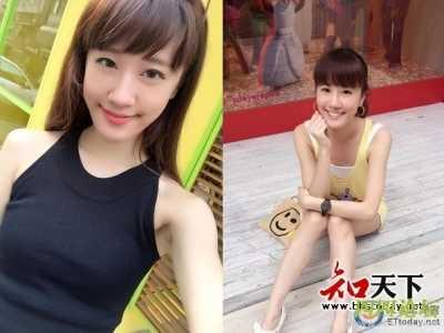 钟佩桦 台湾金妮纹身图片
