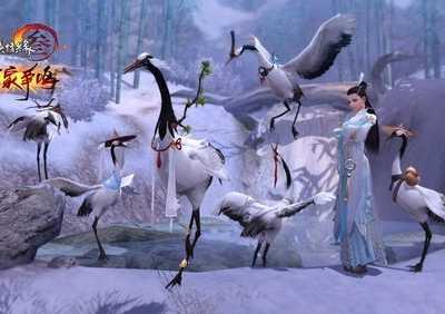 明教所有宠物 《剑网3》补齐6只全门派跟宠