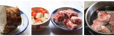 粉葛煲汤 粉葛猪骨汤的做法