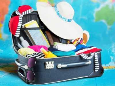 收拾行李箱 九个技巧帮你快速打包