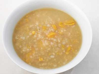 小米粥热量 原来小米粥的热量这么低