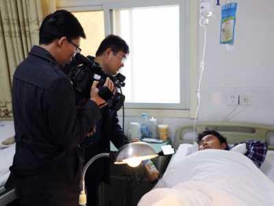 郑州医院曝光 这家医院又被媒体曝光了