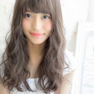 小卷发型图片 甜美俏丽最养眼