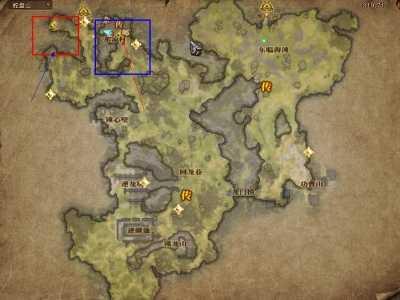 银角狰的鬃毛怎么获得 斗战神紫色坐骑任务20级蛇盘山坐骑攻略