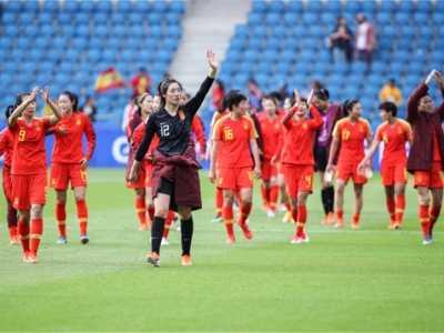 世界杯中国 女足世界杯踢平西班牙中国队闯进十六强
