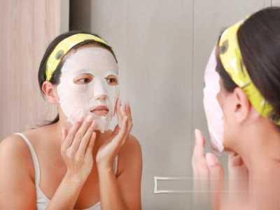 夏季自制美白面膜 让你的肌肤嫩白细滑
