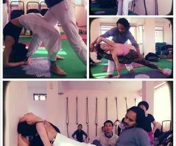 深圳印度恒河瑜珈 印度瑞诗凯诗Ananda Yoga Shala瑜伽游学回顾