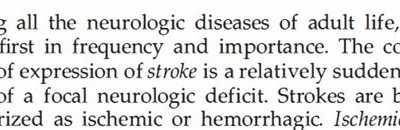 脑血管狭窄能治好吗 哪些脑血管狭窄需要放支架