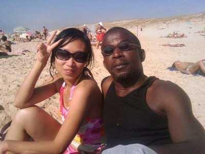 中国男和外国男 中国男人愿意和黑人女孩拍拖吗