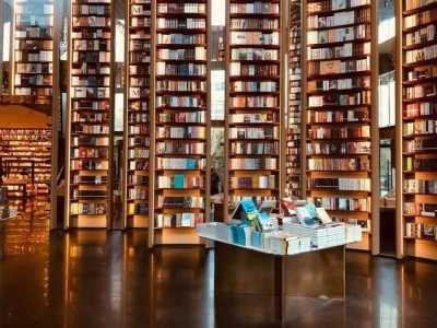 尼康镜头的分类 西安最美的6家书店