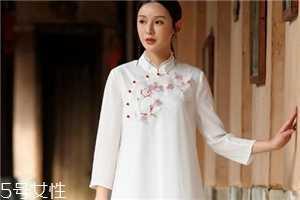 中国风的衣服好看么 中国风衣服怎么搭配