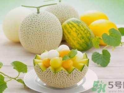哈密瓜有股特殊的味 哈密瓜有酒味是怎么回事