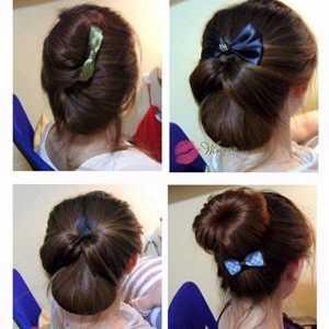 怎样弄头发简单好看 教你怎样盘出简单好看的头发