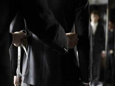 西装的男人 高级西装定制给男人最好的西装体验