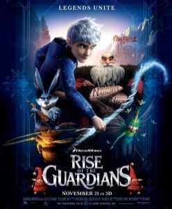 守护者的崛起 守护者联盟Rise of the Guardians
