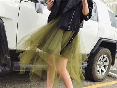 美丽的裙子图片 你不可错过的美丽半身裙子