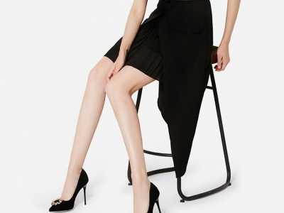 高跟鞋女人 优雅成熟的细高跟鞋