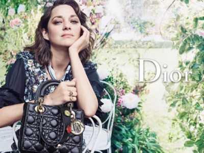 dior2017包包 翻开lady dior2017春夏系列馥郁馨香的一页