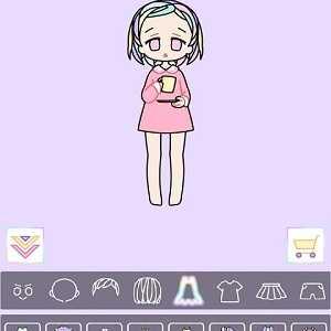 少女服饰 装扮少女无限钻石版