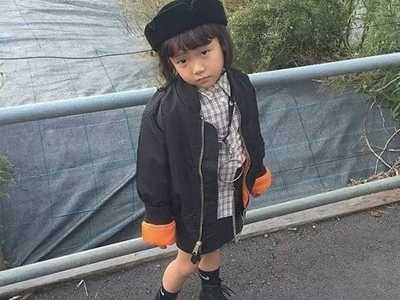 儿童服装搭配 分享童装搭配的方法