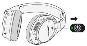 boss qc35健身 BOSE QC35耳机怎么开机和关机