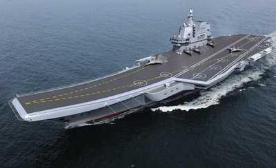 中国航母造价 山东舰航母造价多少亿