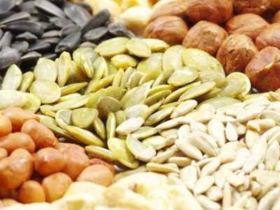 干果营养价值 吃坚果对人体的好处