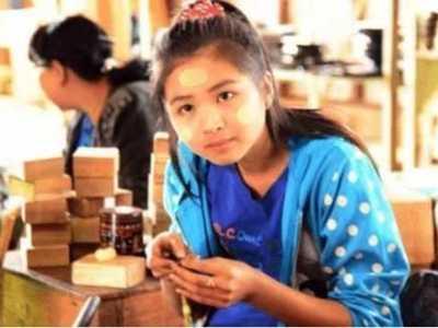 云南河口小吃街在那 很多越南姑娘来中国居住