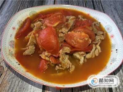 炖猪肉的做法 西红柿炖猪肉的家常做法