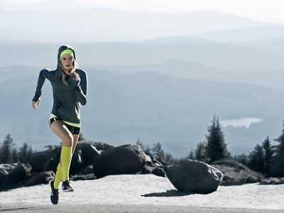 坚持运动的人容易成功 能把跑步坚持到底的几乎都是成功人士