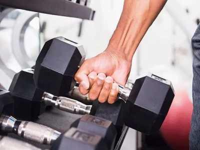 力量训练健身房 十二种常见的力量训练器械