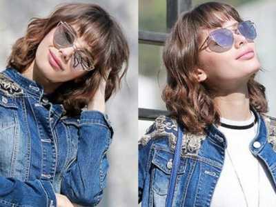 短发烫发发型设计 女生小卷短发烫发发型