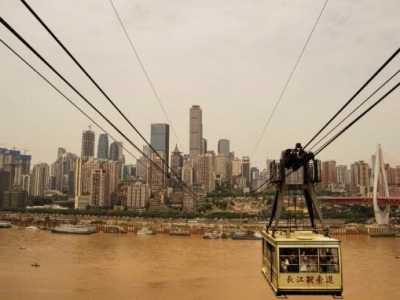 重庆最高的地方 网红地点洪崖洞值得一游