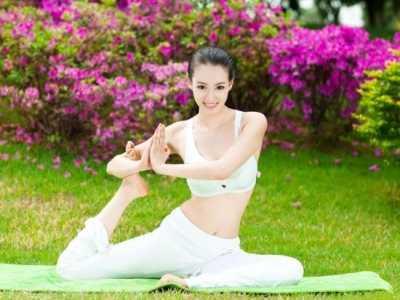 """瑜珈圣母母尔弥雅在湖南长沙 """"最美瑜伽教练""""母其弥雅现身长沙"""