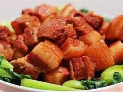 卤肉的做法及配料 美食分享