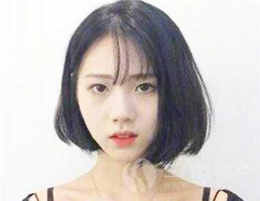 圆脸适合的短发 圆脸适合什么短发